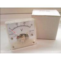 指针表91C4 91L4 交流直流 DC AC 电流表电压表 发电机用