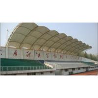 膜结构体育场看台膜结构体育馆厂家