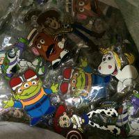 正版散货 Disney/迪士尼 玩具总动员 巴斯光年 挂件 挂饰 钥匙链