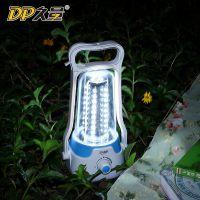 DP久量LED-7040户外山地充电式可调控高光源LED野营灯帐篷灯