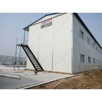 河口生产设计安装各种彩钢板活动房(大禹活动房制作)