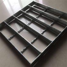 钢格栅盖板,建筑钢格栅平台盖板,网格板厂家
