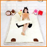 广东毛绒玩具厂家直销/一件代发/可爱毛绒公仔加菲猫创意懒人床/儿童玩具/榻榻米 毛绒玩具