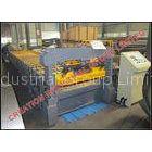 Aluminium Long Span Corrugated Sheet Making Machine 900-1200 Meters / Hour