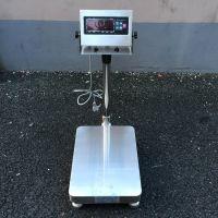 不锈钢电子台秤 防水台秤价格 200公斤食品厂专用称
