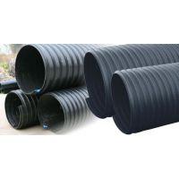 HDPE钢带增强缠绕管质优价廉