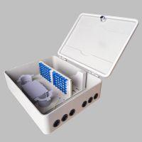 FTTH分纤箱1分64插片分纤箱72芯分纤箱光纤分线箱