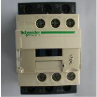SCHNEIDER施耐德LC1D09Q7C TeSys D系列三极接触器,交流380V控制电压
