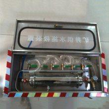 供应箱体压风自救装置,ZYJ箱体压风自救装置6组