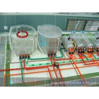 原理培训充水式潜水电泵模型wi手动节流、膨胀阀模型