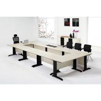 武汉森现代办公专业定制各类办公桌,会议桌
