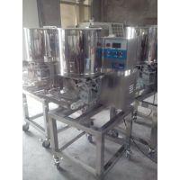 休闲食品加工设备自动化不锈钢油炸机济南海德诺
