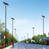 供应众诚 6米30W 农村LED太阳能路灯