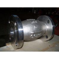 HQ44X-10/16C 铸钢 DN40 HQ44X微阻球形止回阀_生产厂家_价格_结构图_工作