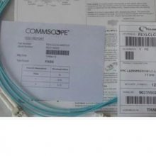 COMMSCOPE康普 光纤跳线 LC-LC 50/125 OM3 5M万兆多模光纤线