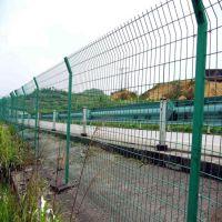 燊喆供应双边丝护栏网 圈地铁丝网 家用围墙防护网 绿色养殖围网