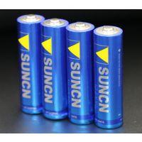 九阳电池厂家供应R03P高功率碳性电池,带认证