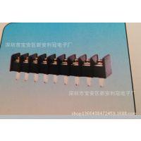 接线端子855B-8P PCB栅栏式接线端子