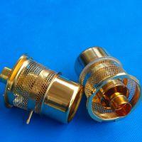 凯盟铜材化学抛光添加剂KM0308用双氧水工艺替代传统铬酸抛光工艺,使铜材达到镜面般光亮。