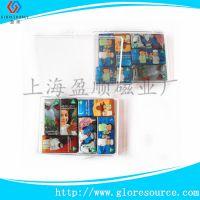 厂家直销磁性箱贴 创意冰箱贴定制 卡通PVC软胶冰箱贴 滴胶冰箱贴