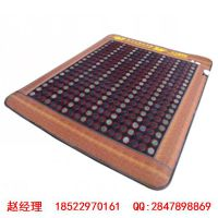 三色石(玉石、锗石、电气石)1.5*1.9m/1.8*2.0m温控床垫厂家现货大量供应