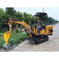 驭工1吨小型农用挖掘机械