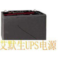 供应12V14AH美国GNB蓄电池L12V15新疆原装进口