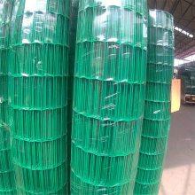 旺来植物园护栏网 荷兰网围栏 经济实惠的养殖铁丝网