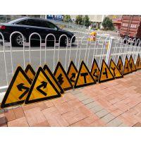 宜昌三角形公路交通标志,工程级三角形安全警示标志