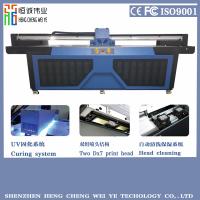 创业设备PVC扣板喷绘机标牌打印机/亚克力平板打印机uv万能打印