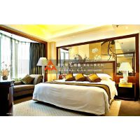 星级酒店家具商务酒店家具现代板式酒店宾馆套房家具 TF-156华艺顺鑫
