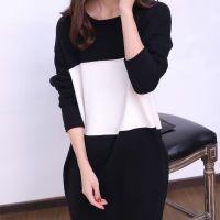 广东汕头澄海毛衫厂,3针5针7针,新款纯色套头毛衫