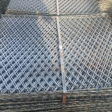 建筑钢笆片厂家规格咨询——扬州40*80mm菱形脚手架钢笆片厂家发货