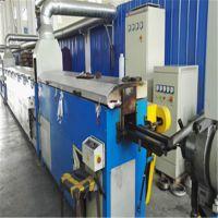 合丰牌90型橡胶挤出机微波硫化设备的主要技术特征