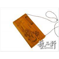 【艺品轩】/仿古竹雕竹刻竹简微雕中国传统文化【弟子规】