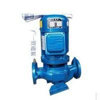 广州水泵广一GD40-20-1.5KW立式管道泵离心水泵进出水40mm