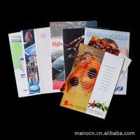 上海企业画册,精装楼书样本,期刊,彩页,海报等纸类印刷