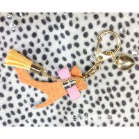 特价促销 地摊热卖韩版挂件 新款皮革卡通钥匙扣