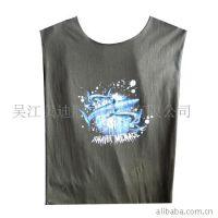 提供服装裁片丝网印刷加工 转移印花 热转印 服装印花 T恤衫印花
