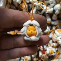 正版散货 迪士尼 Disney 维尼熊 小熊维尼 软体 钥匙 手机 挂件