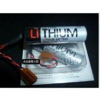 TOSHIBA东芝 ER17500V 3.6V锂电池 PLC电池 数控锂电池