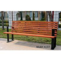 银川户外公园椅,吴忠铸铁休闲椅,宁夏广场长条椅