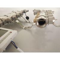 智能温控分集水器、地暖分水器、加厚地暖分集水器批发