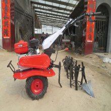 多功能新型旋耕机 操作简单方便的旋耕机柴油汽油版润丰
