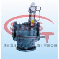 QZF 船用温控阀 三通电气式温度调节阀 船舶设备、永顺浦首船用阀门