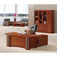 朗朗 中式实木大班台、老板桌-2101