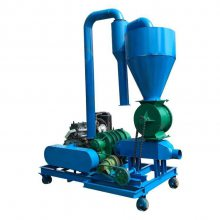 塑料母粒无破损风力输送机 小麦大豆气力吸粮机 操作安全可靠
