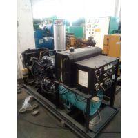 日本小松裸机50KW二手柴油发电机组
