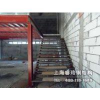 钢结构夹层加层制作建筑