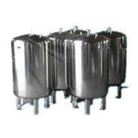 供应5T不锈钢无塔供水压力罐